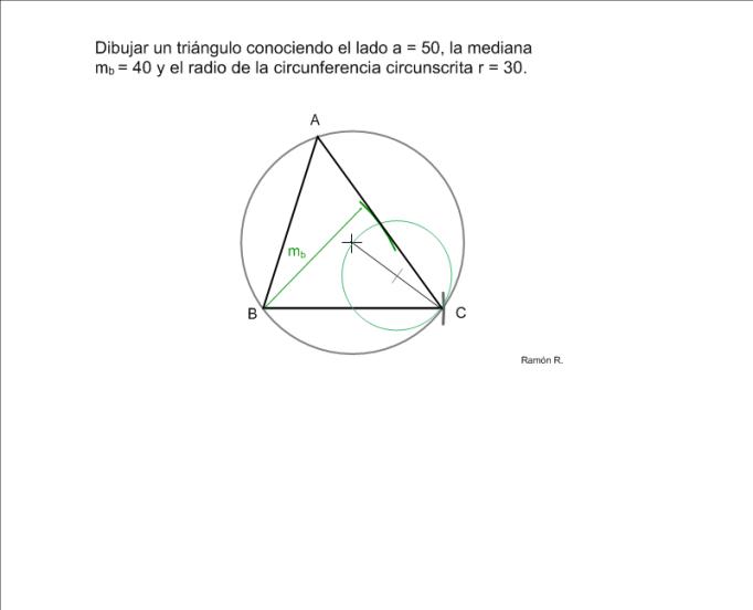 Triángulo 2º Bach.